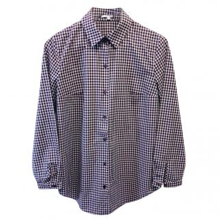 Carven Checked Shirt