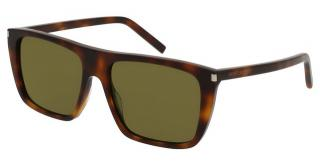 Saint Laurent Tortoiseshell SL156 Sunglasses
