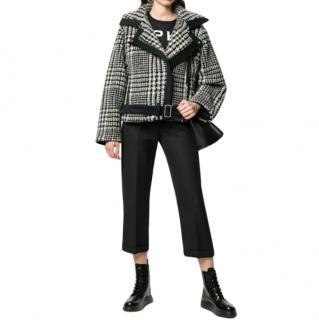 Philosophy Di Lorenzo Serafini double-breasted houndstooth Jacket