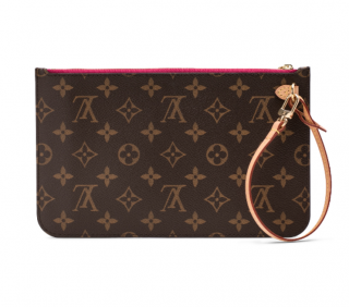 Louis Vuitton Monogram/Pivoine Pochette