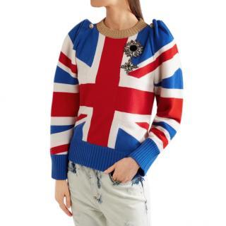 Gucci Wool Union Jacket Jumper