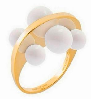 May mOma Contrarie Sphere Ring