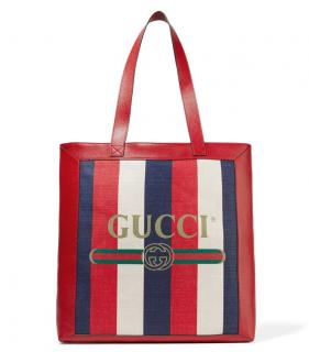 Gucci Medium Sylvie Baiadera Tote