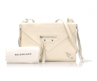 Balenciaga Papier Envelope Crossbody Bag