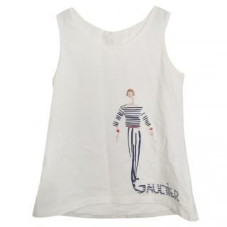 Jean Paul Gaultier Junior Girls Top