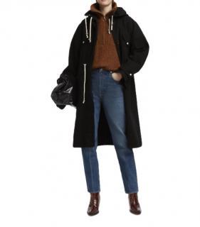 Isabel Marant Etoile Over Sized Black Parka
