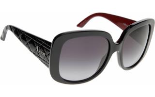 Dior Black Dior Lady Lady 1 Sunglasses