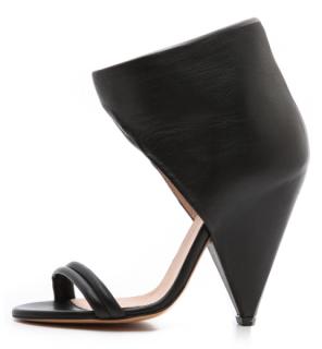 Iro Saika Cone Heel Sandals