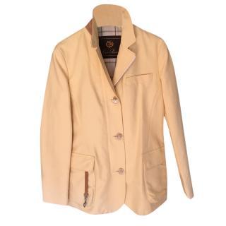 Loro Piana Lemon Yellow Lightweight Jacket