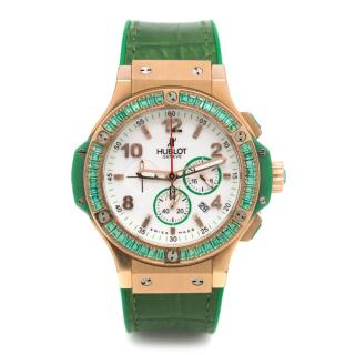 Hublot Tsavorite Big Bang Tutti Frutti 41mm Watch
