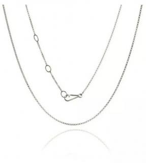 Annoushka 18k White Gold Chain Necklace