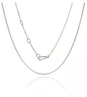 Annoushka 18k White Gold Chain Necklace