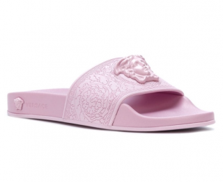 Versace Mueda Head Baroque Slides