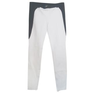Class Cavalli Two-Tone Trousers
