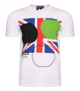 Comme Des Garcons The Beatles Apple Corps T-Shirt