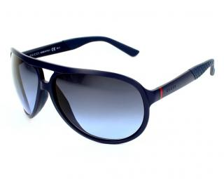 Gucci GG-1030-NS Aviator Sunglasses
