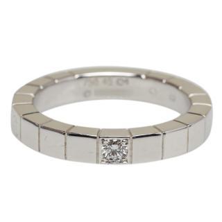 Carter Diamond Set White Gold  Lanieres Ring