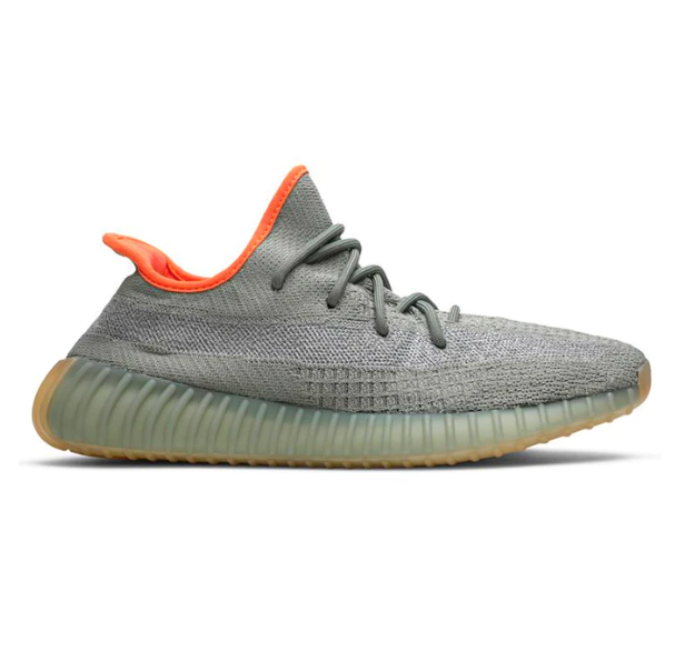 Yeezy Boost 350 v2 Sneakers - Desert Sage