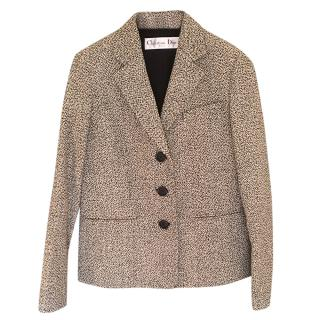 Dior Classic Tweed Tailored Jacket