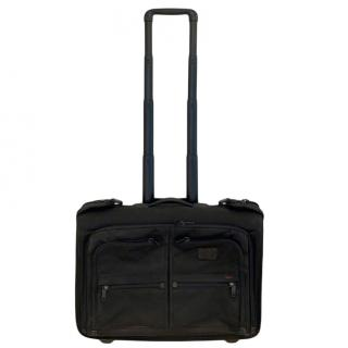 Tumi Black Garment 2 Wheel Carry On Bag