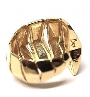 Bex Rox Gold Metal Ostara ring
