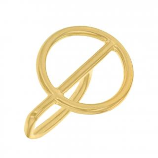 Sebastien Joffrey Monfort Femme Laiton 18kt Gold Ring