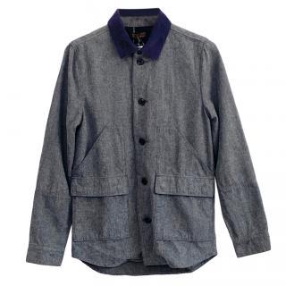 Barbour Earmont Wool Overshirt