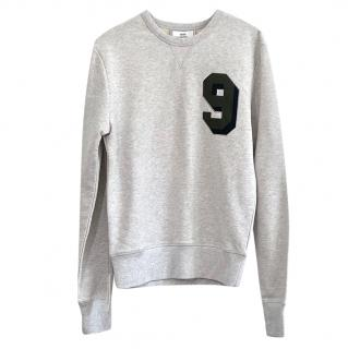 Ami 9 Patch Sweater