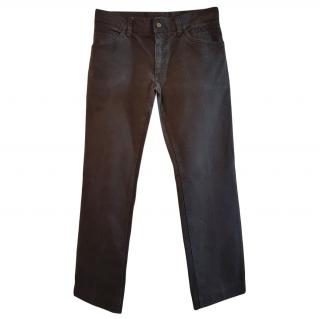 Dolce & Gabbana Black Jeans
