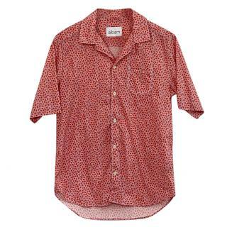 Albam Printed Cotton Men's Shirt