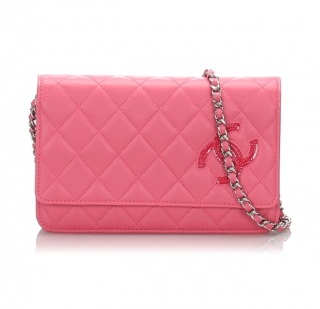 Chanel Cambon Ligne Wallet on Chain