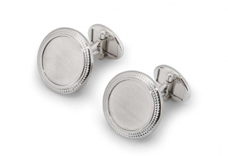 Patek Philippe Brushed Gold Cufflinks