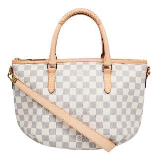 Louis Vuitton Damier Azur Canvas Riviera PM Bag