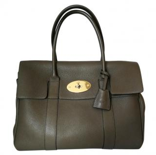 Mulberry Mole Grey Heritage Bayswater