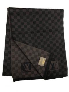 Louis Vuitton Damier Wool Scarf