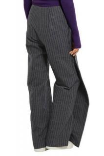 Jacquemus Navy La Reconstruction Pantalons