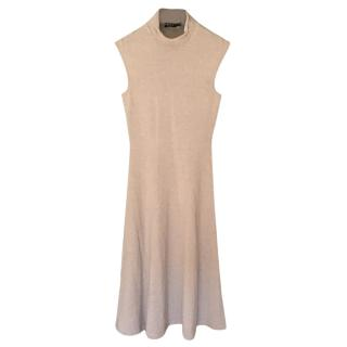 Ralph Lauren Cashmere Knit Sleeveless Dress