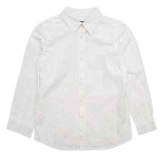 BonPoint Acteur Shirt Milk White