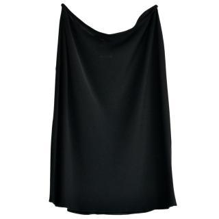 Alaia classic black skirt