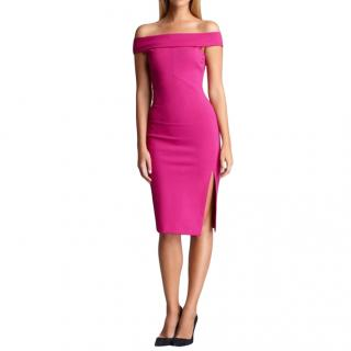 Emilio Pucci Off-The-Shoulder Sheath Dress