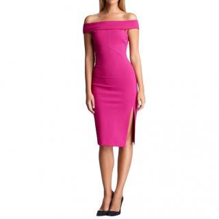 Emilio Pucci Off-The-Shoulder Sheath Dress