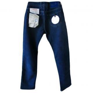Jacob Cohen Men�s Blue Jeans