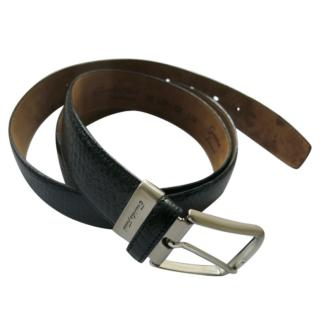 Emilio Tucci Black Lizard Belt