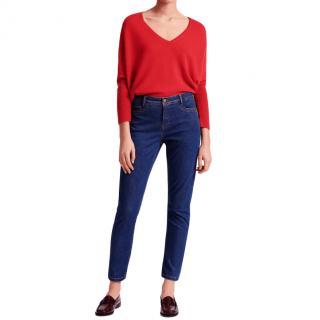 Gerard Darel Blue Straight Leg Jeans