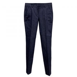 Moncler Stretch Denim Pants