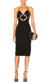 Cushnie et Ochs Maxine Stretch Duchess Cutout Dress