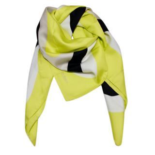 Marina RInaldi Printed Silk Scarf