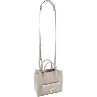 Balenciaga ecru mini all afternoon cross body bag