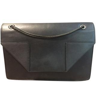Saint Laurent Black Medium Chain Betty Bag