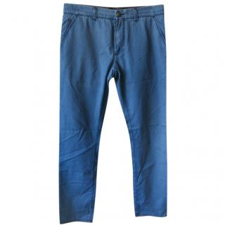 Isaia Napoli Blue Jeans